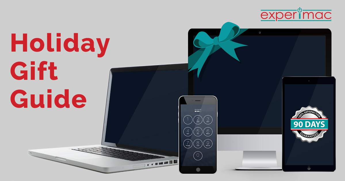 Tech Gift Ideas from Experimac