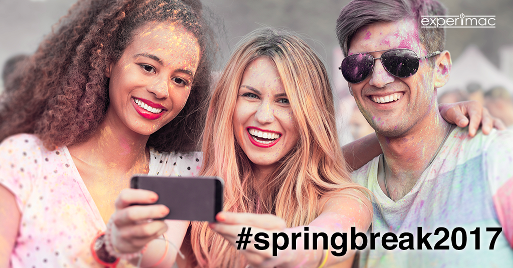 Tips for Taking the Best iPhone® Photos on Spring Break
