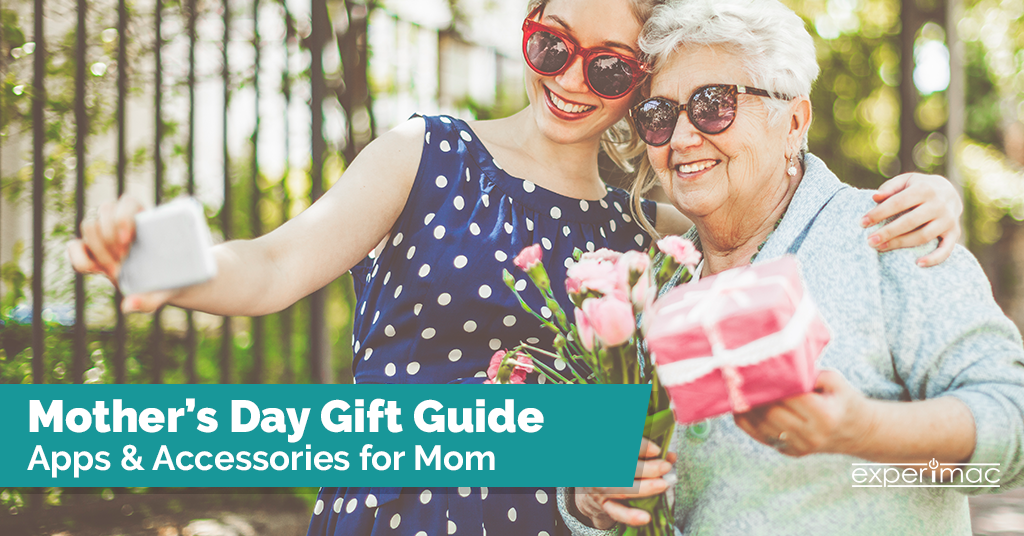 Mother's Day Gift Guide: Apps & Accessories for Mom